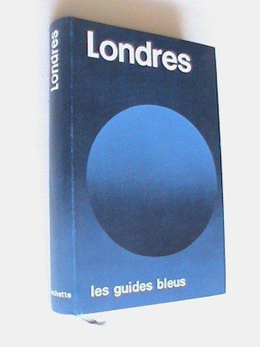 Les Guides Bleus Londres et ses Environs par Collectif
