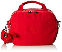 Kipling - PALMBEACH - Beautycase With Trolley Sleeve - Vibrant Red - (Red)