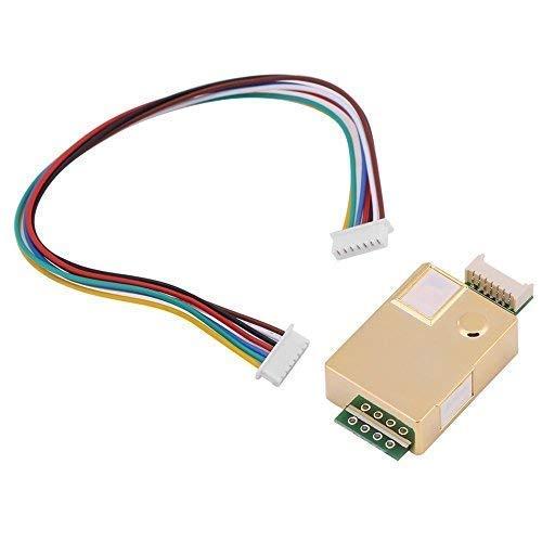Barry Century CO2-Infrarot-Sensor für CO2-Monitor Kohlendioxidsensor UART PWM Serienausgang 0-5000 PPM 0-2000PPM 0-10000 PPM -
