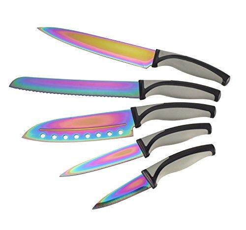 coffret-couteaux-5-pices-titanium-inoxidable