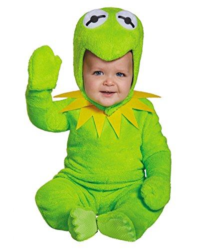 The Muppet Show Kermit der Frosch Kleinkinder (Kleinkind Frosch Kostüm)