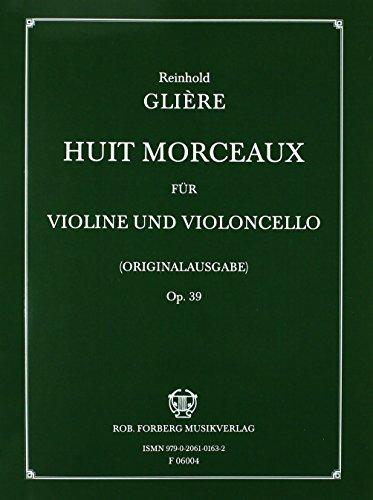 8 Morceaux Opus 39