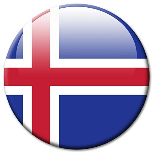 ISLAND National Flagge Europa Country Symbol Mark Muster Metall Schl/üsselanh/änger Ring Multifunktions-Nagelknipser Flaschen/öffner Auto Schl/üsselanh/änger Best Charm Geschenk