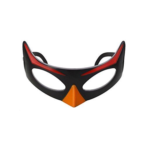 Kicode Auge Maske Brille Halloween Kostüm Horror Kunststoff Fledermäuse Vogel Maske für Dumme Tanz Party Stützen Streich Festival DIY Bühne (Kostüme Halloween Vogel)