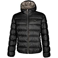 Equiline Gerry Mens Down Jacket Black/Small