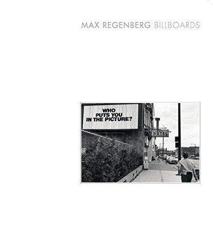 Max Regenberg: Billboards by Beat Wismer (2014-11-05)