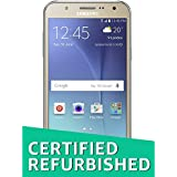(Renewed) Samsung Galaxy J7 SM-J700F (Gold, 16GB)