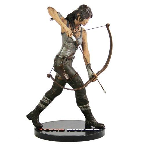 'Tomb Raider Lara Croft' Collectible 22,9cm PVC-Figur (Raiders-statue)