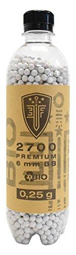 Elite Force Bio Selection Airsoft Flasche Munition, Weiß, One Size (Bb Elite)