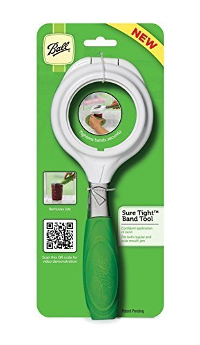 Ball 10735 Sure Tight Canning Jar Band Tool for Regular or Wide Mouth by Ball