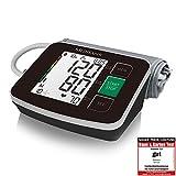 Medisana BU 516 Sfigmomanometro da Braccio Indicatore aritmie, 90 spazi di memoria per ciascuno dei 2 utenti, Display con cifre molto grandi, Visualizza dati: sistolico, diastolico, impulso - 51166