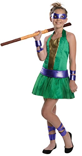 �r Mädchen Teenage Mutant Ninja Turtles (Teenage Kostüme Für Mädchen)