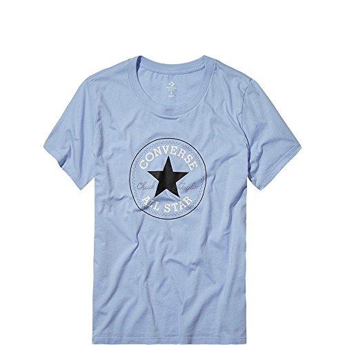 Converse Converse CORE CP CREW Sweatshirt, Damen, Blau (Blue Chill)