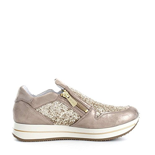IGI&CO 7773600 Sneakers Donna Taupe/Oro