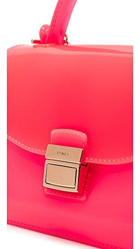 Borse a Tracolla Furla candy Donna - PVC (CANDY81416) Fuxia