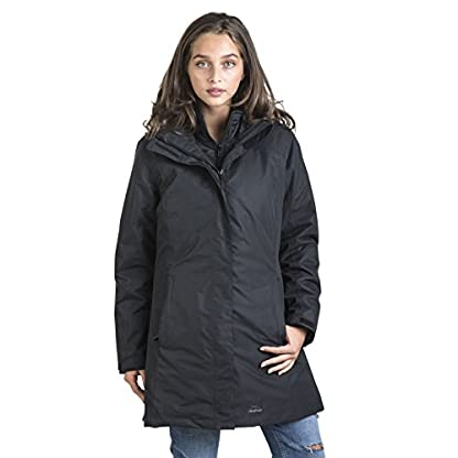 Trespass Alissa II Womens Waterproof 3 in 1 Jacket with Hood 5