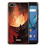 Chris Cold Official Gel TPU Phone Case/Cover for Wiko Tommy