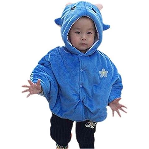 bebé Cloak Mantón Baby Blankets doce constelaciones bebé Cloak azul Capricornio