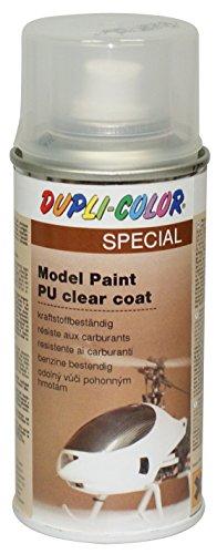 Dupli Color 685279 Finitura poliuretanica (per Modellismo), Trasparente