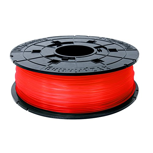 XYZ Printing RFPLCXEU0JB Imprimante 3D Couleur 50 ppm NFC Rouge