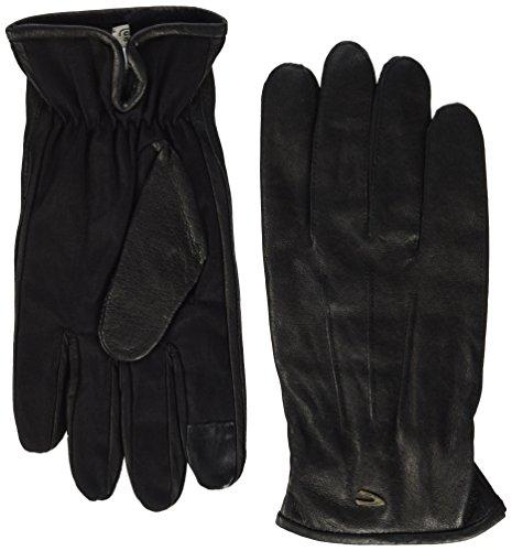Camel Active Herren Handschuhe 408270/6G27, Schwarz (Black 9), Medium