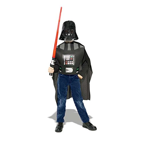 Rubie's Rubies - AC5622 - Kostüm-Set Darth Vader (Vader Darth Cape)