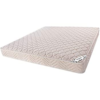 Amazon Brand - Solimo 5-inch King Size Coir Mattress (78x72x5 Inches)