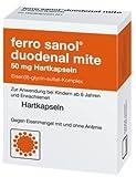 Ferro Sanol duo mite 50mg Hartk.m.msr.üb.pell. 50 stk