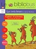 Image de Le Bibliobus n° 12 CP/CE1 Cycle 2 Parcours de lecture de 4 oeuvres littéraires : Les trois boucs, conte populaire norvégien ; Henri tête-en-l'air