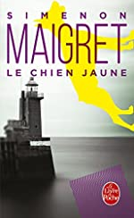 Le Chien jaune de Georges Simenon
