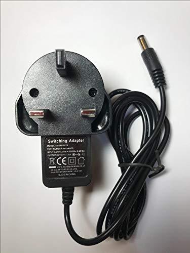 Adapter für Dymo LM-100+ Beschriftungsgerät (negativ, 9 V)