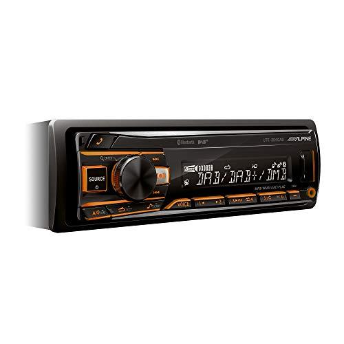 Alpine Autorradio UTE-204DAB, Dab, USB, Bluetooth, segunda mano  Se entrega en toda España