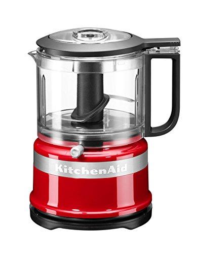 KitchenAid 5KFC35616 EER Picadora, 240 W, Rojo