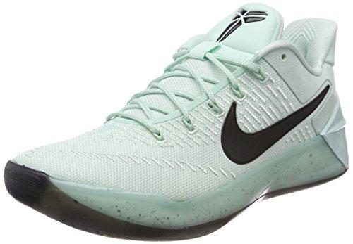 . Basketballschuhe, Türkis (Iglooblack), 44 EU (Nike Kobe)