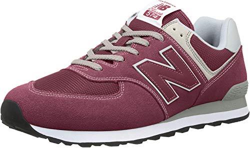New Balance 574v2 Core', Sneaker Uomo, Rosso (Burgundy), 42 EU