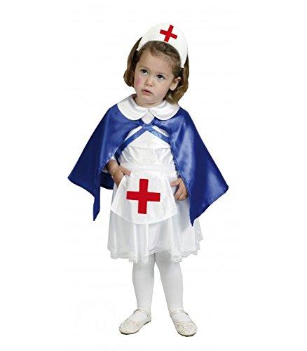 Imagen de disfraz de enfermera 1 2 años para niña