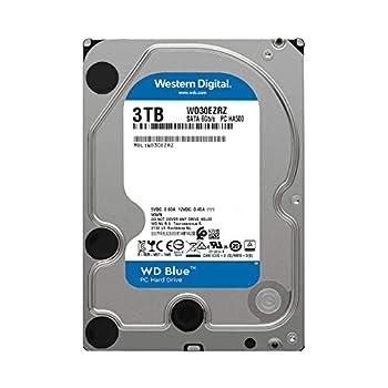 Western Digital WD Blue 3TB WD30EZRZ PC Hard Drive 64MB Cache, 5400RPM