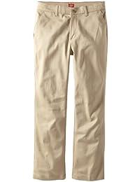 Dickies - - KP0018 fille Pantalon extensible à jambe droite
