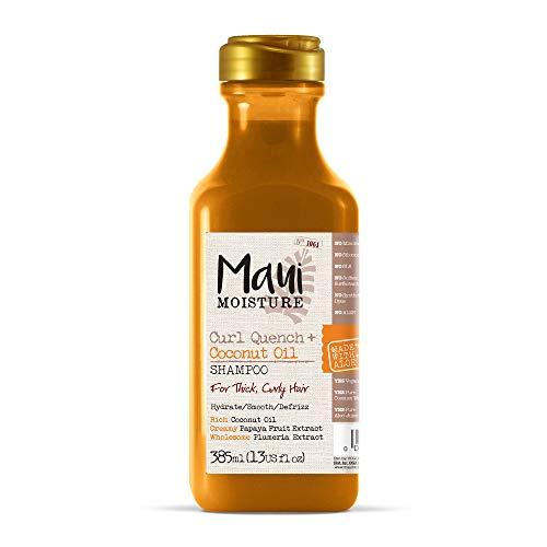 Maui Moisture Curl Quench + Kokosnuss-Öl, Feuchtigkeitsspender für die Haare, 340g