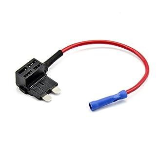 Auto Sicherung Verdoppler Y-Verteiler für ATC ATO KFZ-Sicherungen, max. 25A