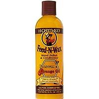 Feed-N-Wax Wood Polish and Conditioner