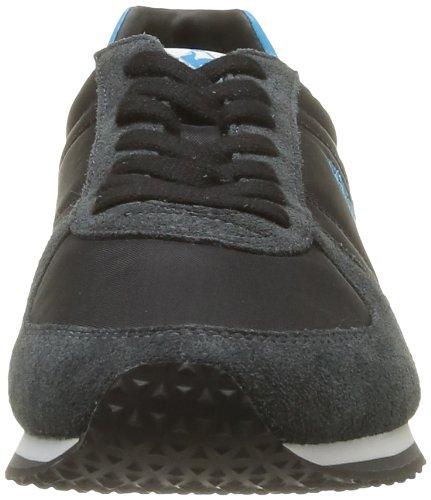 Le Coq Sportif Bolivar, Baskets mode homme Noir (Black)
