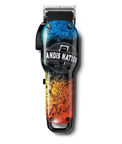 Andis Kabellose Nation LCL Fade Clipper, mehrfarbig - Für Clippers Andis