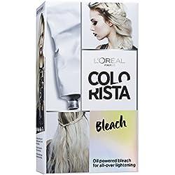 L'Oréal Paris Colorista Coloration pour Cheveux Effet Blond Platine Bleach