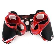 FormVan silicona protectora Skin funda de silicona para Sony PlayStation PS3mando a distancia