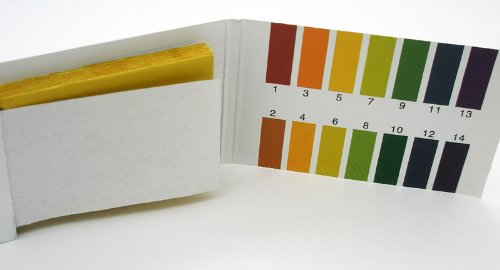 Onogal PH Test Meter 1 to 14 for Pool and Aquarium Peachimeter 80 Strips Paper 2374 2