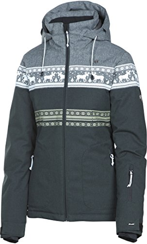 Rehall Deer-R Jacket Black Melange 17/18 Größe: XL