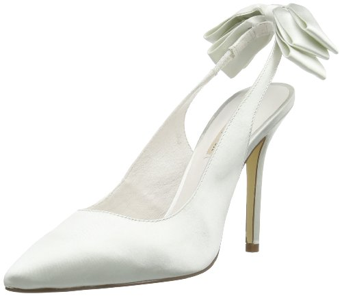 Menbur Wedding Siam 5975 Damen Pumps, Elfenbein (Ivory 04), EU 38