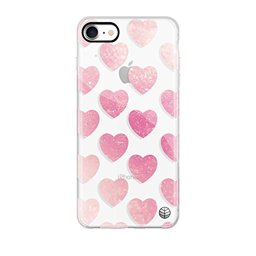 ts-i7, Bling Pink Heart - Pink Hearts Bling
