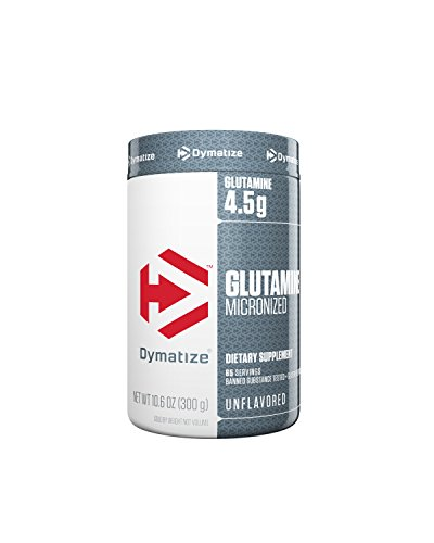 Glutamine Micronized 300g - 41JqTarDwPL